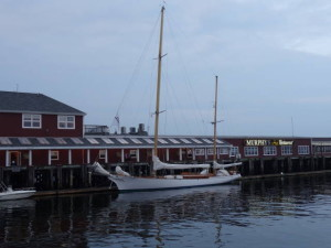 Hafen von Halifax.
