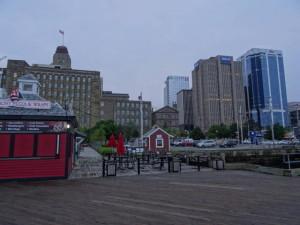 Halifax ist eine huebsche ueberschaubare Stadt mit vielen alten Gebaueden.