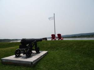 In Nova Scotia findet man viele Spuren aus der Pionierzeit.