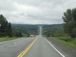Unterwegs in New Brunswick