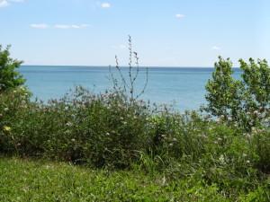 Ausflug an den Erie See.