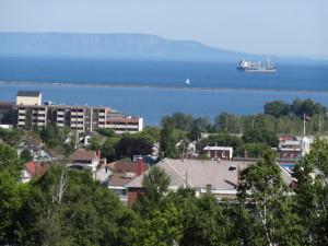 Thunder Bay hat den drittgrössten Hafen in Kanada und ist das Tor zum Westen.