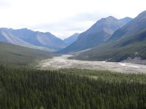 Nördliche Rocky Mountains