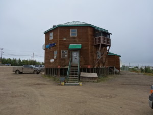 Hotel in Fort Mc Pherson.