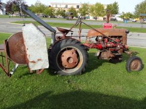 Ein Exemplarr für Mege s Traktorenmuseum.