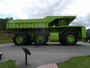Der grösste Truck der Welt