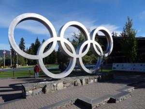 Erinnerung an die Olympiade 2010