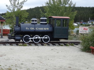 Carcass war ein Umschlagplatz für Passagiere und Fracht von der Eisenbahn auf die Raddampfer, die die Verbindung zu den Orten am Yukon herstellten.