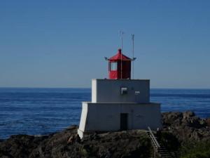 Leuchtturm bei Ucluelet