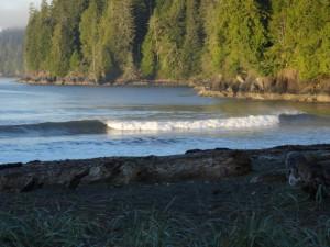 Tolle Wellen zum Surfen