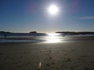 Mac Kenzie Beach bei Tofino