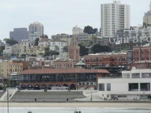 Nach einem angenehmen Flug sind wir gut in San Francisco angekommen.