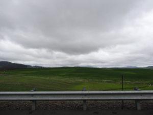 Nach Coeur d'Alene fuhren wir auf dem Highway 95 Richtung Boise