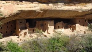 Mesa Verde:Kliffwohnungen der Indianer