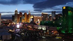 Las Vegas ist eine verrückte Stadt