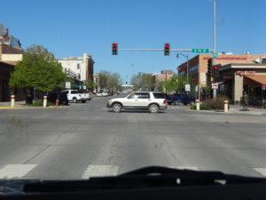 Wir blieben # Tage in Rapid City und machten Ausflüge in die Umgebung.