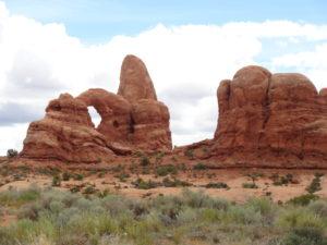 Nicht nur Felsformationen......