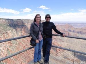 Der Grand Canyon hat uns sehr gefallen, und wir hatten das Glück noch vor dem grossen Ansturm dort zu sein.