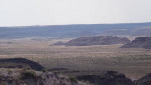Wüste soweit das Auge reicht