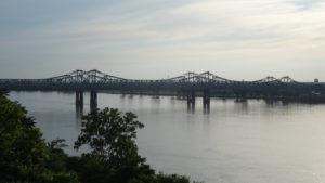 Brücke über den Mississippi
