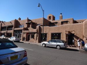 Santa Fe hat uns gut gefallen. Es ist eine schöne Stadt.