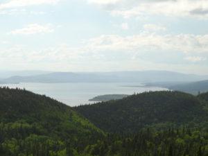 Blick vom Aussichtspunkt