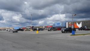 Einkaufszentrum von Labrador City