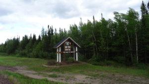 Happy Valley Goose Bay, ein kleiner Ort mitten in der Einsamkeit.
