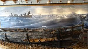 Sie gewannen aus den Walen Öl, das sie nach Europa zurückbrachten