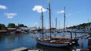 Hafen von Camden
