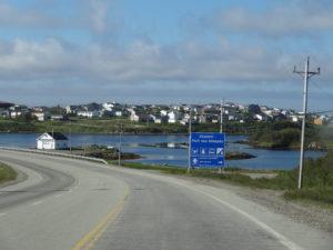 nach Port aux Basques.